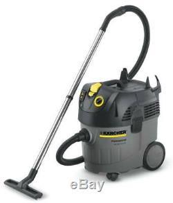 Karcher 1.184-882.0 Dry/Wet Vacuum Cleaner, 110 V, 35 L Tank, 1380 W, 58 L/s