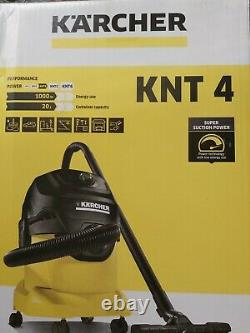 Kärcher 20L Wet and Dry Vacuum Cleaner KNT 4 New Model WD4 Karcher 1000W