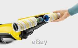 Karcher FC5 Hard Floor Cleaner With 2 X 500Ml Detergent Vacuum Wet Dry Roller