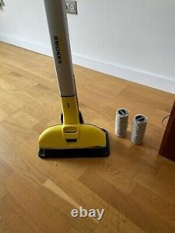 Kärcher FC 3 Cordless Hard Floor Wet/Dry Cleaner (Boxed With Instructions)