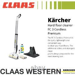 Karcher Hard floor cleaner FC 3 Cordless Premium (1.055-362.0)