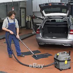 Karcher NT 20/1 AP Professional Wet & Dry Vacuum Cleaner 240v