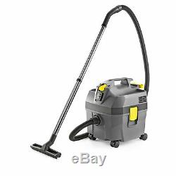 Karcher NT 20/1 AP TE Professional Wet and Dry Vacuum Cleaner 240v