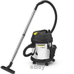 Karcher NT 27/1 ME Wet & Dry Commercial Vacuum Cleaner 27 Litre Tank 1380w 240v