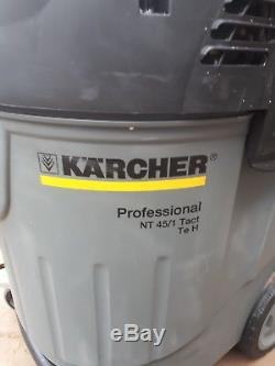 Karcher NT 45/1 TACT TE H Professional M Class Wet & Dry Vacuum Cleaner