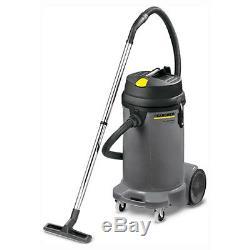 Karcher NT 48/1 Commercial Wet & Dry Vacuum Cleaner 48 Litre Tank 1380w 240v