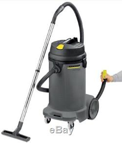 Karcher NT 48/1 Professional Wet and Dry Vacuum Cleaner 110v OPEN BOX VAT inc