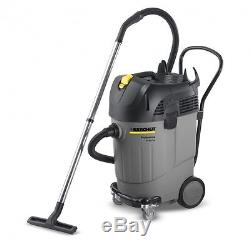 Karcher NT 55/1 Tact Vacuum Cleaner WET/DRY for General Cleaning, 7.5m Cable