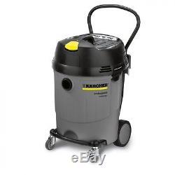 Karcher NT 65/2 ECO Professional Wet & Dry Vacuum Cleaner 110v inc tools