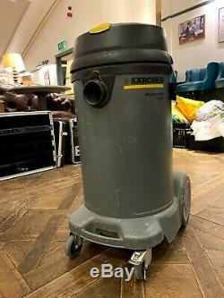 Karcher Professional Wet and Dry Vacuum Cleaner NT 48/1 with spare vacuum bags