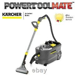 Karcher Puzzi 10/1 Spary Extraction Carpet & Upholstery Cleaner 240V