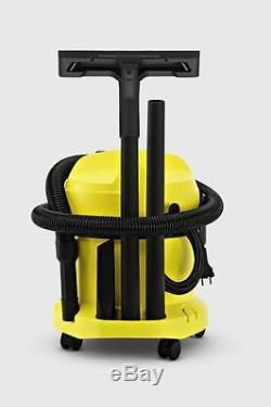 Karcher WD2 Vac Compact Tough Wet & Dry Multi-Purpose Vaccum Cleaner-Brand New