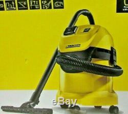 Karcher WD3P 1000W 17L Multi Purpose Wet & Dry Vacuum Cleaner