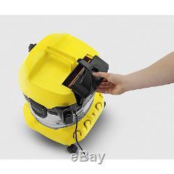 Karcher WD 4 Premium Wet & Dry Vacuum Cleaner 240v