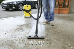 Karcher Wd4 Wet And Dry Vacuum Cleaner Perfect For Garden And House Waste