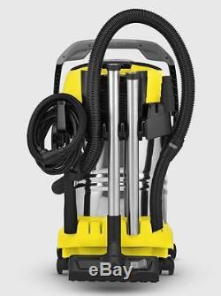 Karcher Wd 6 Premium, Wet And Dry Vacuum Cleaner, Indoor/outdoor, Multipurpose
