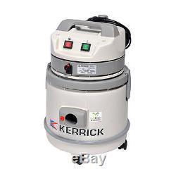 Kerrick Lava Wet/dry Vacuum Cleaner Carpet & Upholstery Shampooer, Made In Italy