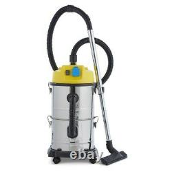 Klarstein Industrial Vacuum Cleaner Wet Dry Blower Ash Permanent Filter 1800W