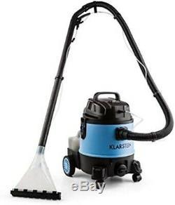 Klarstein Reinraum 2G Vacuum Cleaner 3 On 1 20 L Dry And Wet Appliance Detergent