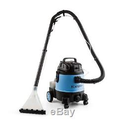 Klarstein Wet Dry Shampoo Carpet Vac Vacuum Cleaner Foam Filter 20 L Industrial