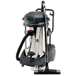 Lavor Taurus IR 78L Triple Motor Wet & Dry Vacuum Cleaner Hoover 3000W
