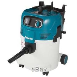 MAKITA VC3012M/1 Wet and Dry M Class 30L Dust Extractor Vacuum Cleaner 110V
