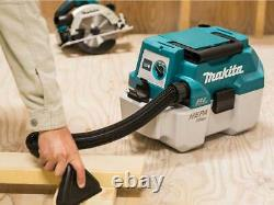 Makita DVC750LZ 18V LXT BL L Class Vacuum Cleaner Bare Unit Wet And Dry