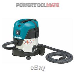 Makita VC2012L 240v Wet & Dry Dust Extractor Vacuum Cleaner 20L L-Class