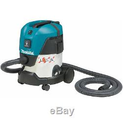 Makita VC2012L Wet and Dry L Class 20L Dust Extractor Vacuum Cleaner 240V