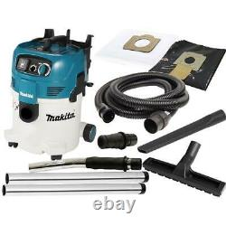 Makita VC3012M 240v M-Class Wet & Dry Vacuum Cleaner Hoover Dust Extractor 30L