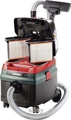 Metabo ASR 25L SC Wet & Dry Vacuum Cleaner 1400 Watt 240 Volt