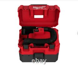 Milwaukee M12FVCL 12V Fuel Brushless Wet N Dry Vacuum Cleaner Body Only
