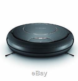 Moneual RYDIS H67 PRO Automatic Hybrid Robot Vacuum & Wet/Dry Mop Cleaner NWOB