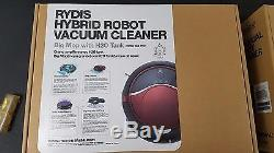 Moneual RYDIS H68 Pro RoboVacMop Hybrid Robot Vacuum Cleaner Dry/Wet With Mop