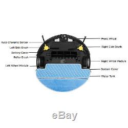 My Genie X990 Pro Smart Robot Robotic Vacuum Cleaner & wet / Dry moping Remote