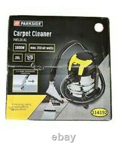 NEW! Parkside Wet And Dry Vacuum Cleaner PWS 20 A1
