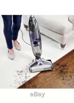 NIB BISSELL Vacuum Cleaner CrossWave Pet Pro Plus All-in-One Dry Floor + Wet Mop