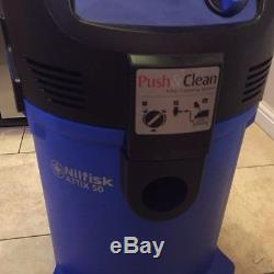 Nilfisk Attix 50-01 Wet Dry Vacuum Cleaner Brand New Unused Free Postage