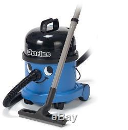 NUMATIC'CHARLES' WET & DRY VACUUM CLEANER CVC-370 240v NEW