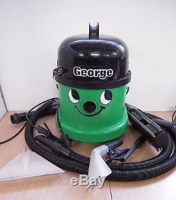 NUMATIC GEORGE GVE 370-2 WET & DRY CARPET CLEANER