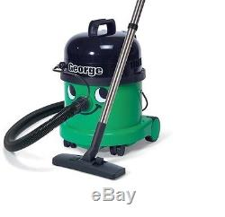 NUMATIC'GEORGE' WET & DRY VACUUM CLEANER GVE-370 240v NEW