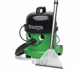 NUMATIC George Hoover GVE370 3-in-1 Cylinder Wet & Dry Vacuum Cleaner NEW