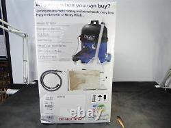 NUMATIC Henry Wash HWV 370 Cylinder Wet & Dry Vacuum Cleaner Blue Currys