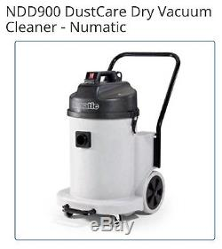 NUMATIC NDD900 Advanced Filtration Twin Motor Vacuum Cleaner wet/ dry vac
