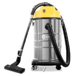 New 1800 W Industrial Vacuum Cleaner 30 L Wet Dry Shop Vac Home Universal Clean