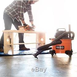 New 6 Gallon 3.5-Peak HP Wet Dry Vac Vacuum Cleaner Blower Port Garage/Shop/Car