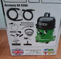 New George GVE 370 wet and dry vacuum cleaner