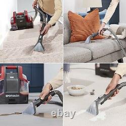 New Pro Carpet Washer Multifunction Car Seat Wet & Dry Vacuum Cleaner Shampoo UK