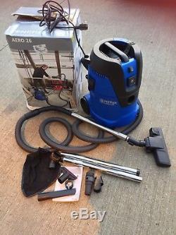 Nilfisk Aero 26-21 PC Wet & Dry Vacuum Cleaner 1250W 15.3/14.5 ltr 230V