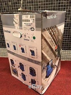 Nilfisk Aero 26-21 Wet & Dry Vacuum Cleaner 1250W 15.3/14.5Ltr 110V